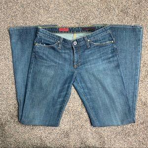 AG Adriano Goldschmied women's boot cut jeans